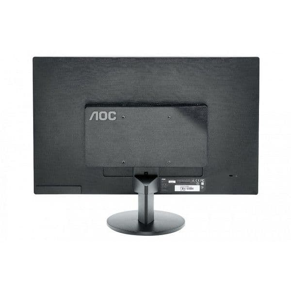 AOC 23.6'' E2470SWH VGA/DVI/HDMI/SPK/1ms LED Monitor